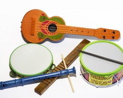 Kit Musical Infantil educativo - Musicalidade
