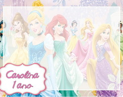 As Princesas da Disney