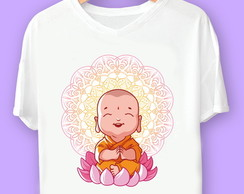 Camiseta Little Buda - Pequeno Buda