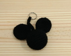 Chaveiro Mickey Black