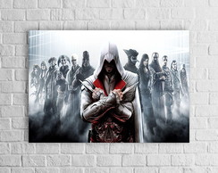 Poster Digital - Assassins Creed