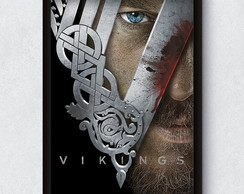Poster Digital - Vikings