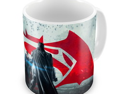 Caneca Personalizada Filme Batman VS SuperMan