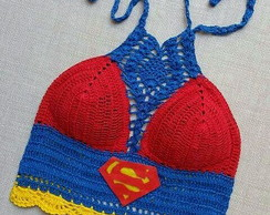 Cropped supergirl