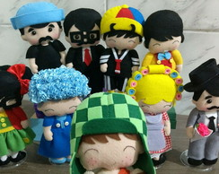Turma do Chaves Cute