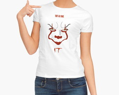 Camiseta It A Coisa 2017 - Clown - Filme - They All Float