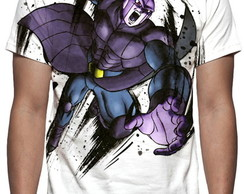 Camiseta Dragon Ball Super - Hit - Estampa Total