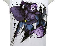 Camiseta Dragon Ball Super - Hit - Regata