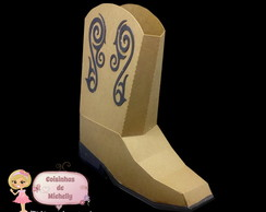 Bota Country 3D