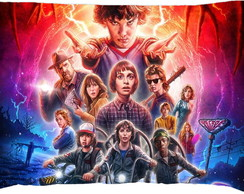 Almofada Stranger Things!
