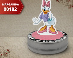 Latinha 3D Margarida Disney - 00182
