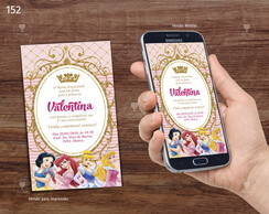 Princesas Disney- Digital Whatsapp