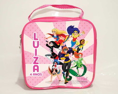 Necessaire DC Super Hero Girls - m