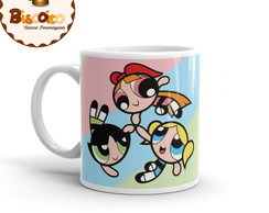 caneca as super poderosas