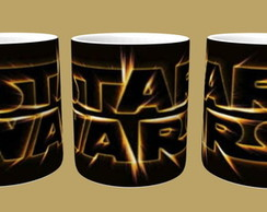 Caneca de Porcelana Personalizada 325 ML - Star Wars