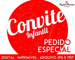 Convite Digital com Design Exclusivo