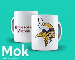 ... Caneca Minnesota Vikings NFL d1c5689b0715b