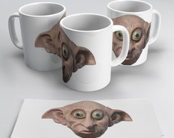 Caneca Dobby - Harry Potter