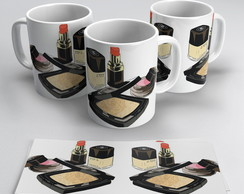 Caneca Make Up