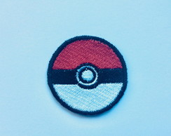 PATCH POKEBOLA POKEMON TERMOCOLANTE