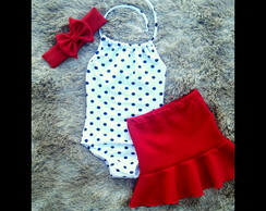 Conjunto Mini Diva Retro