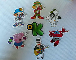 Tags 3,5 cm Discovery Kids