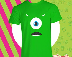 Camiseta Monstros S.A Adulto