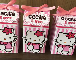 Hello kitty - caixa milk