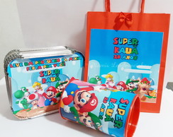 Kit personalziado super mario