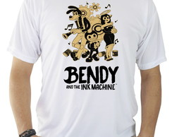Camiseta 100% Poliéster Bendy