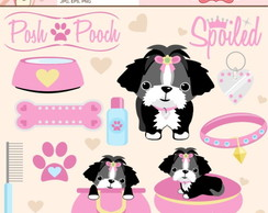 Kit Digital Scrapbook Animais 20