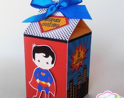 Caixa Milk Super Man