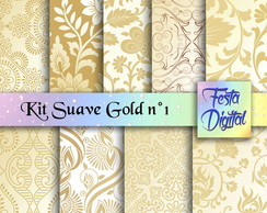 Kit DIGITAL Suave Gold