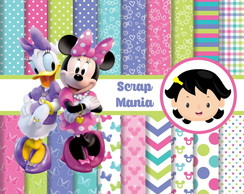Papel Digital - Minnie Boutique 01