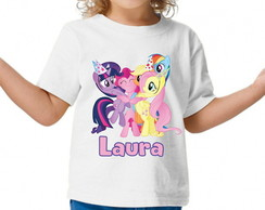 Camisa personalizada -My Little Pony