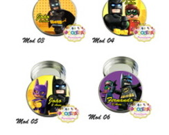 KIT FESTA BATMAN lego