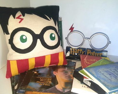 Almofada harry potter