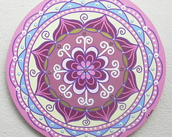 Mandala Candy Colors - pronta entrega