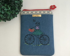 Case para Kindle e Tablet 7""