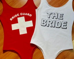Body em suplex Bride Guard/Bride