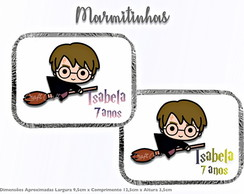 Marmitinha Harry Potter