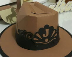 Chapéu ou Bota de Cowboy   Cowgirl 3D no Elo7  7cc8c6686f3