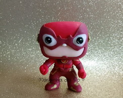 Boneco estilo Funko Pop do Flash