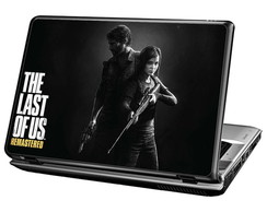 Skin Para Notebook - The Last Of Us