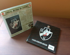 Porta Retrato Time Vasco - 10x15 cm