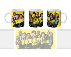 Caneca Brooklyn Nine-Nine 99