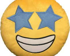... Almofada Emoji Olhos de Estrela c9971c9b2c