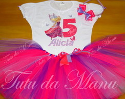 Fantasia Tutu Barbie Butterfly