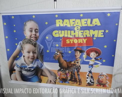Banner Personalizado Toy Story