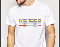 Camiseta Geek Microcomputador MC1000 CCE